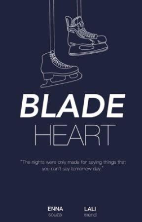 Blade Heart (EM PAUSA, MAS VAI VOLTAR LOGO) by arttalli