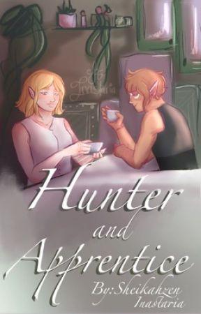 Hunter and Apprentice; Fantasy Zelink AU (The Legend of Zelda)  by Inastaria