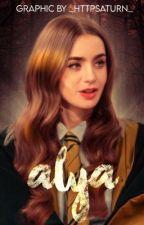 6|  ALYA -george weasley  by farixm