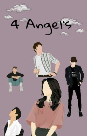 4 Angel's  by ZaaaCoklat