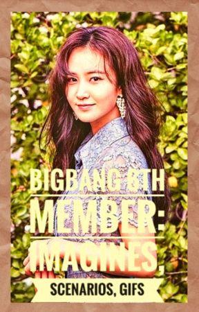 BIGBANG 6TH MEMBER  QUEEN OF KPOP  by moondreamland