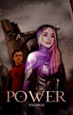 POWER   Peter Parker / Power Rangers by stilesbiles