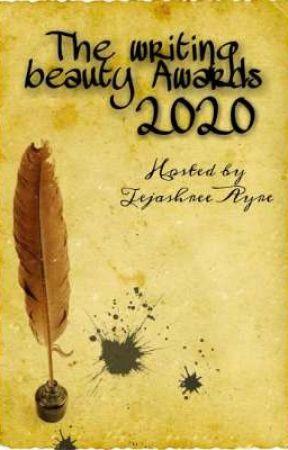 The writing beauty Awards | 2020 by TejashreeSubhashAyre