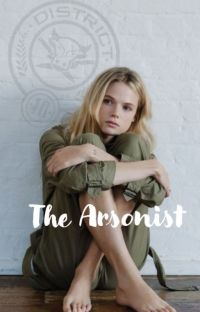 The Arsonist (Finnick Odair/OC) cover