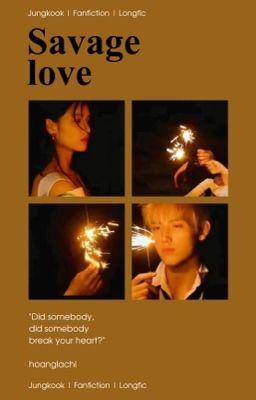 Jungkook   Savage Love