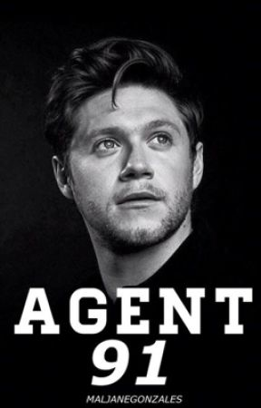 Agent 91    𝙽.𝙷 by maljanegonzales