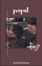 Penpal ~taekook Twitter au by ifoundhisbag