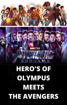 HoO meets the avengers by Solangilo