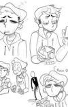Mostly Marble Hornets stuff cover