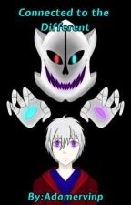 Connected to the Different  [ Glitchtale Fanfiction ] by Adamervinp