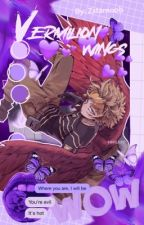 ✔ Vermilion Wings - Hawks x reader by ZSTARNOOB