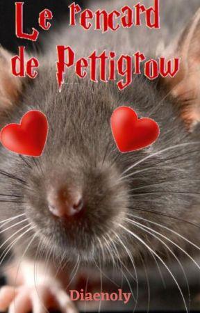 Le rencard de Pettigrow [EN COURS] by Diaenoly