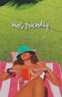 NOT FRIENDLY | vinnie hacker  cover