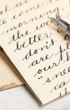 love letter. by goodesgoodies