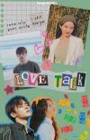⁴ love talk ㅡ kun,sally cover