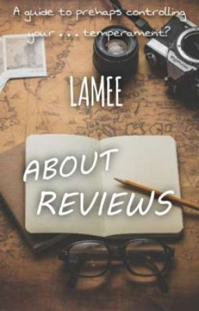 About Reviews by Ouryoaie