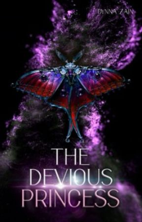 Book Three : The Devious Princess by theDynna_
