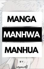 Manga Manhwa Manhua by rossawolf