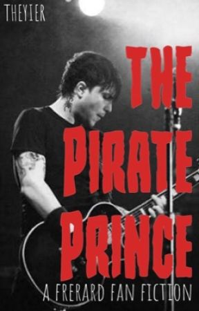The Pirate Prince | Frerard by theyier