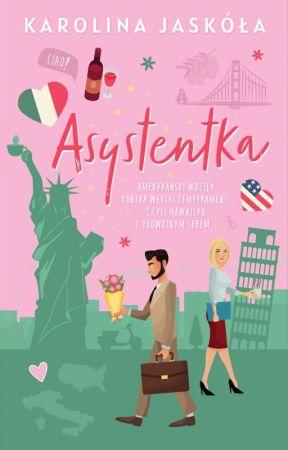 Asystentka (ZAKOŃCZONA) by vera_vandervell
