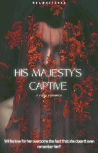 •His majesty's Captive • cover