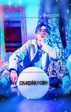 purple rain | seongjoong by rainyhao