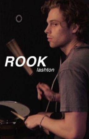 Rook ⌁ lashton  by dreamshaded