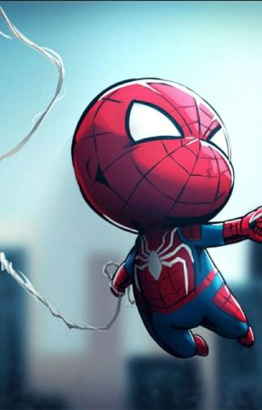 Ghost- Peter Parker/Spiderman Meets The Avengers by 43tacene