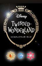 Twisted Wonderland Sun Moon Star by BokimkatjeKomiks