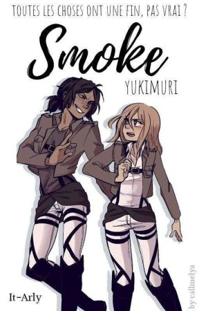 smoke ;; yumikuri by It-Arly