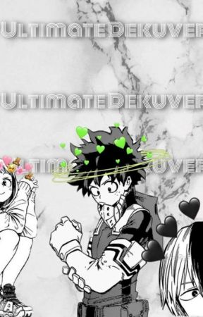 My Ultimate Dekuverse by Fatima_fof