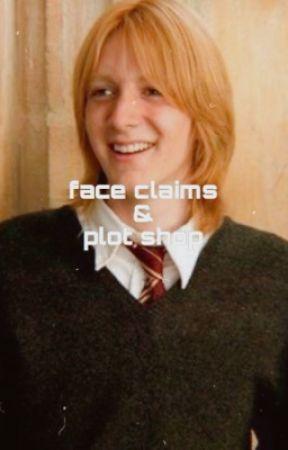 face claims & plot shop by vintageseavey