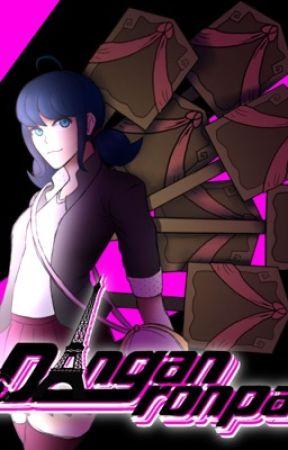 Miraculous x Danganronpa - the miracle of despair by kazuichisoudascmsock