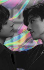 Wifi Password - Taekook AU by _Do_YoU_kNoW_bTs_