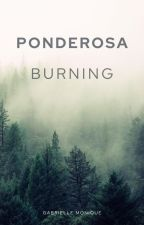 Ponderosa Burning by GabMonique