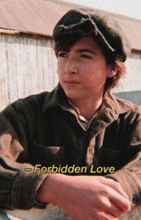 Forbidden Love   Jerry Baynard  by -SOFTHOSEOK-
