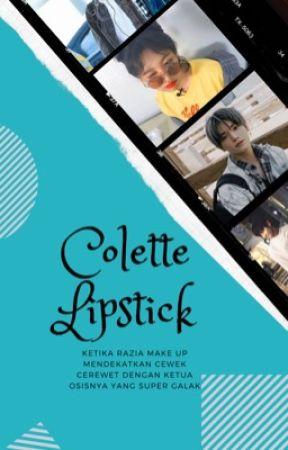 Colette Lipstick by azizahnvtsr