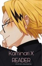 Kaminari x Reader [completed] by autophiile