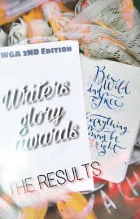 WGA 2nd Edition || The Results || by Writers-Glory
