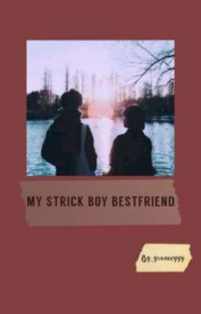 My strick boy best friend by by_yvoneeyyy