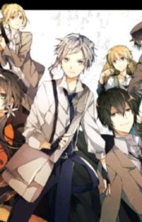 •°The world with bungou stray dogs•° by Airochan0