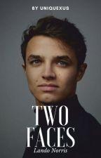 Two Faces || Lando Norris by uniquejulia