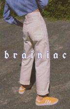 stanley uris x reader | brainiac: the trashmouth's sister by caelestialis