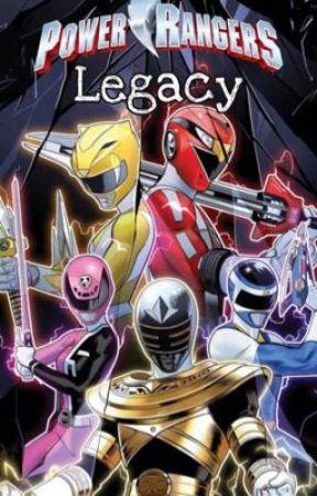 Power Rangers Legacy by CristianJamesGonzale