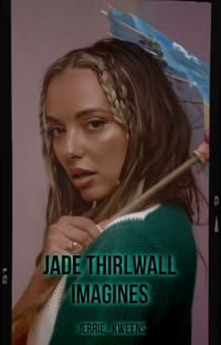 Jade Thirlwall Imagines  cover