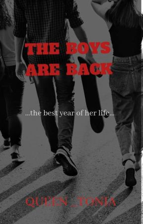 The Boys Are Back by AnthoniaBajo