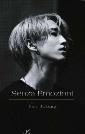 Senza Emozioni -Han Jisung- by Saracaseedo
