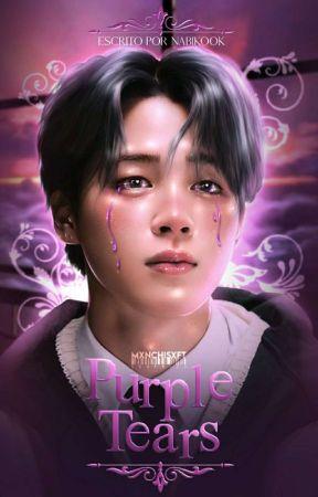Purple Tears; YoonMin/윤민 by Nabikook
