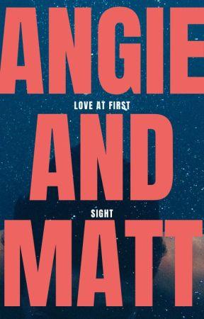 Angie and Matthew by evangelinefisk