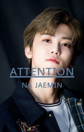 Attention   Jaemin by Lumineflowers